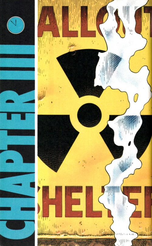 Watchmen#3 cover